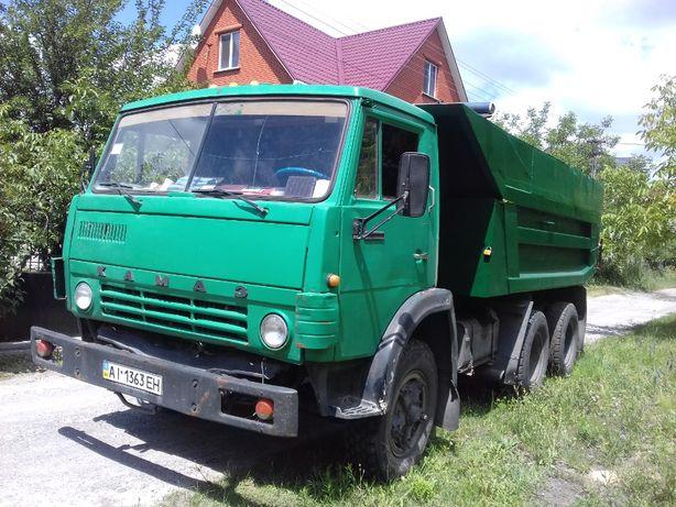 Вывоз мусора строительного и разного хлама КАМАЗ 10тонн Киев и обл.