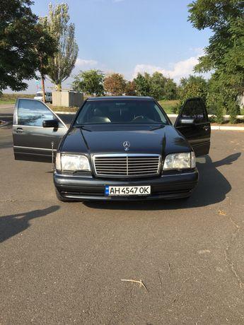 Mercedes-Benz s500 1997