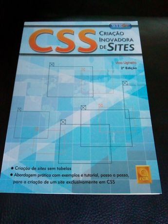CSS - Criação Inovadora de Sites de Vico Ughetto