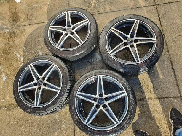 Jantes OZ energy 16 5x100 (com pneus)