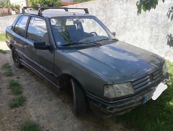 Peugeot 309 1.9 D ano 1990