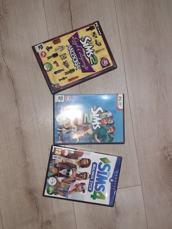 The Sims 2 The Sims 4