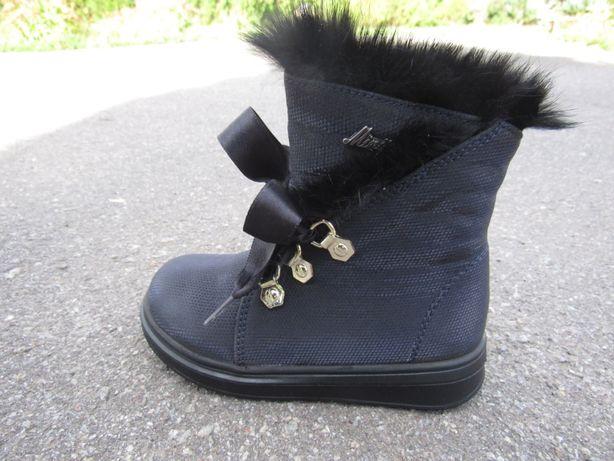 Зимние ботинки на девочку от Tiflani