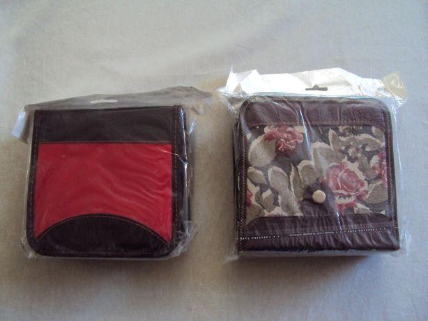 Bolsa / Arquivo para CD e DVD