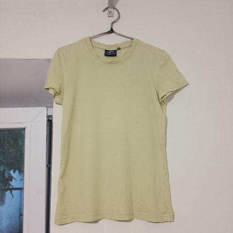 Лимонная футболка