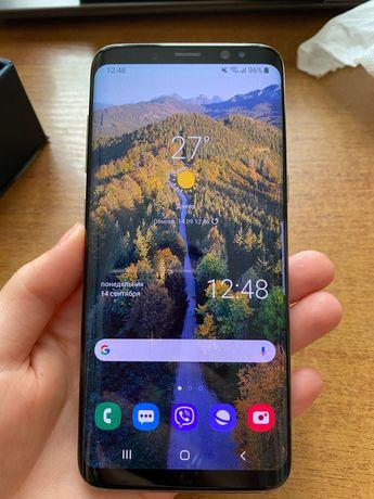 Samsung galaxy s8 Maple gold duos 64 Gb+ подарок