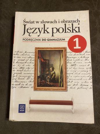 Język polski świat w slowach i obrazkach