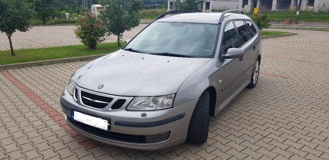 Saab 9-3 Vector Sport 1.9 Tids 180 Km Xenon Navi