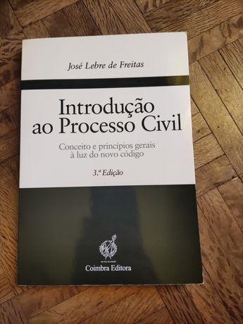 Manual Introdução ao Processo Civil