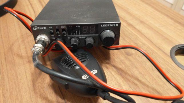 CB-Radio samochodowe M-Tech Legend II