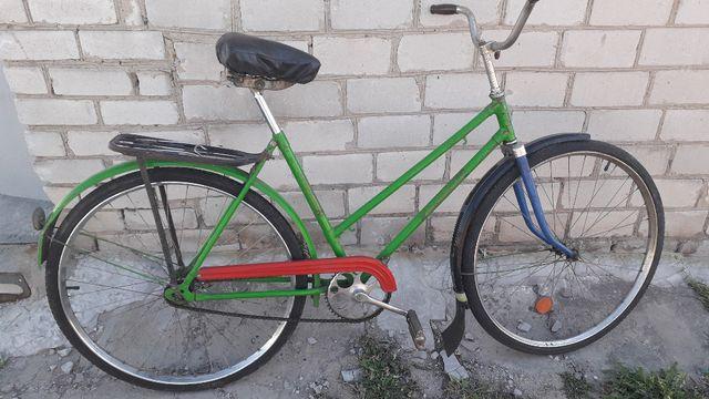 Велосипед ХВЗ женский
