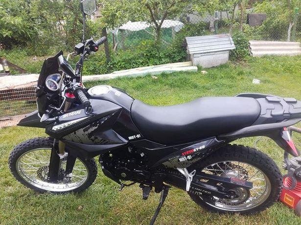 Продам мото SHINERAY 250-6B Терміново