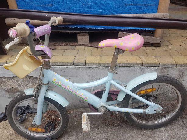 Rowerek dla dziewczynki 16''