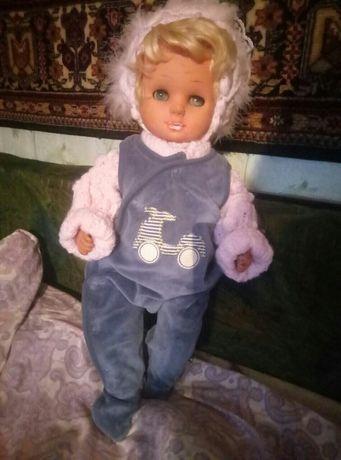 Кукла СССР в хорошем состоянии