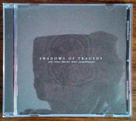 Nocturnal Depression / Grimlair / others – Shadows Of Tragedy (Split)