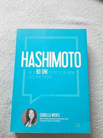 Książka Hashimoto