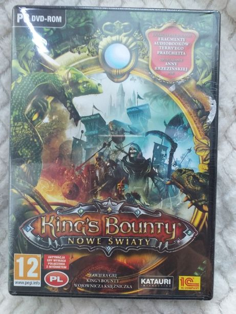 Kings Bounty: Nowe Światy (PC)
