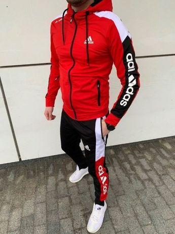 Мужской спортивный костюм Adidas Адидас. Чоловічий спортивний косткост