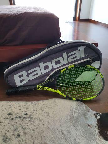 Raquete babolat + saco