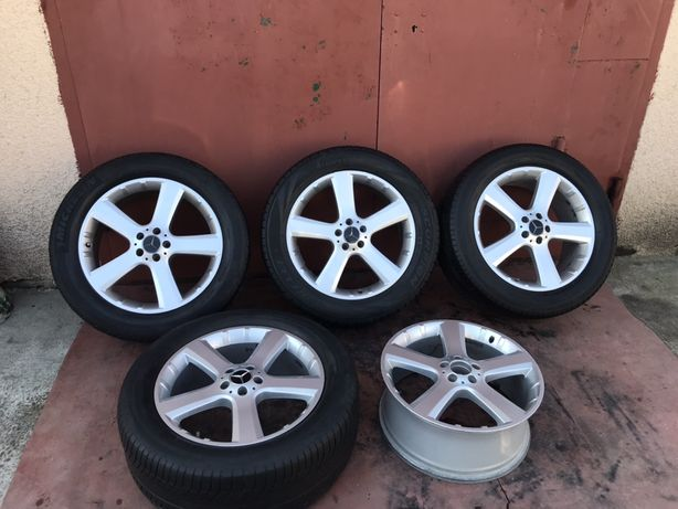 Титаны диски Mercedes Benz R20 5*112 ME51 20*8,5J докатка поштучно