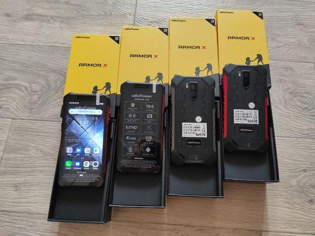 Смартфон Ulefone Armor X3 Red Black 2/32GB 5000 мА·ч IP69 НАЛИЧИЕ