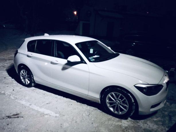 BMW F 20 116i 2014 r Salon Polska 85 tys przebiegu