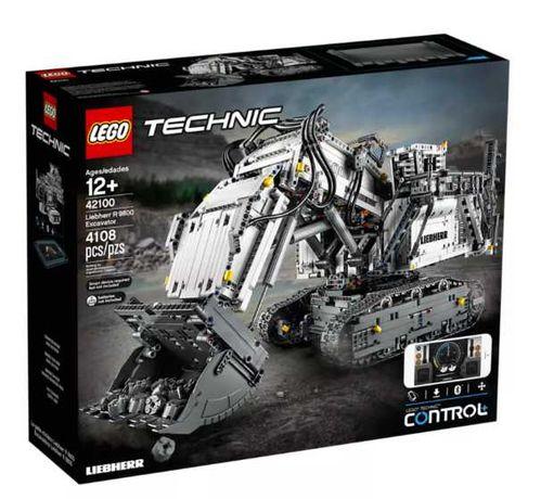 Lego Technic 42100 Koparka Liebherr ***Letnia Promocja***