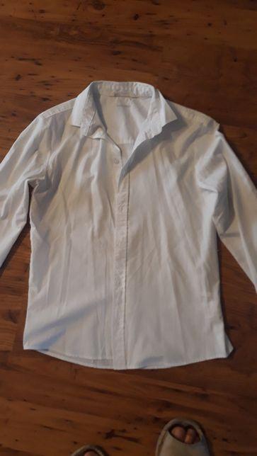 Koszula biała HM, 164 cm