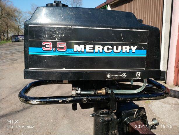 Silnik do łódki Mercury