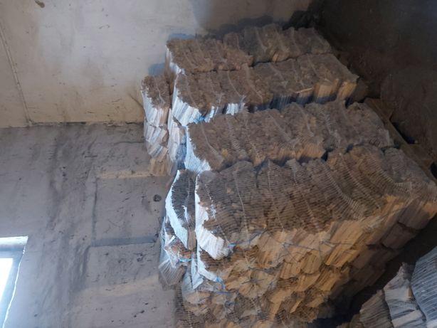Drewno rozpałkowe, kominkowe i opałowe