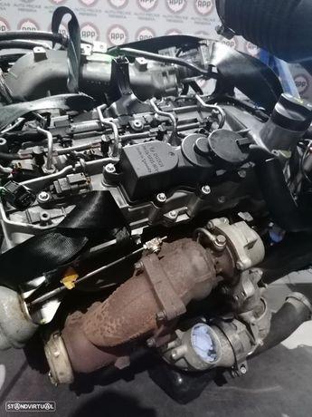 Motor Mercedes Spriter de 2007 315 CDI, referência 646986,  para peças, defeito cambota.Turbos, Injetores, volante bimassa, colaça, Rail.