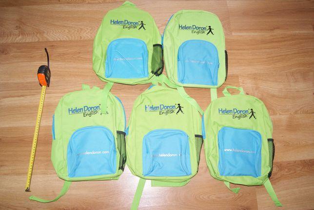 Plecak z Helen Doron nowy