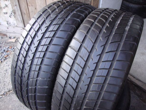 Dunlop Grandtrek PT8000 255/60r17 made in Germany 2шт, 6,4-7мм, ЛЕТО