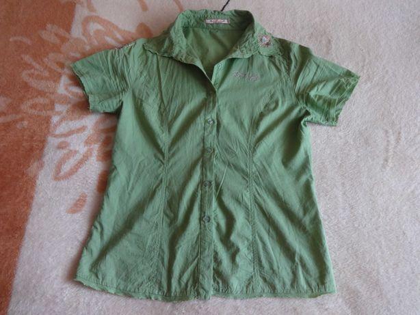 Рубашка с вышивкой.44 - 46 размер.