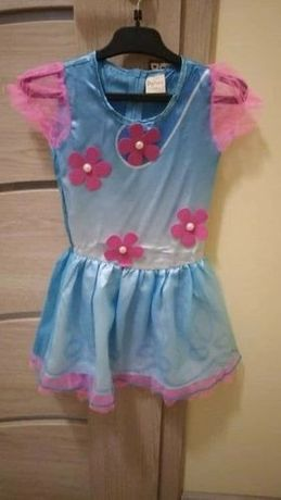 Sukienka ,trolle Poppy,r.110NOWA