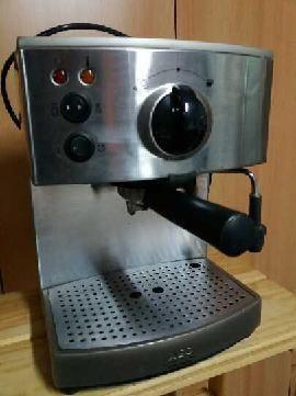 Używany ekspres do kawy.