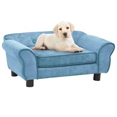 Sofá para cães varias cores disponíveis 72x45x30cm envio p/ todo lado