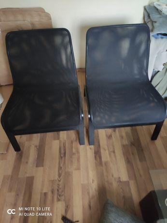 2 Fotele z ikea .