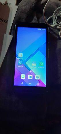 Smartphone Neffos C5 Plus cinzento