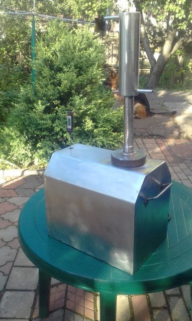Дистиллятор - перегонный куб 30 литров с тэном и мини колонна в сборе