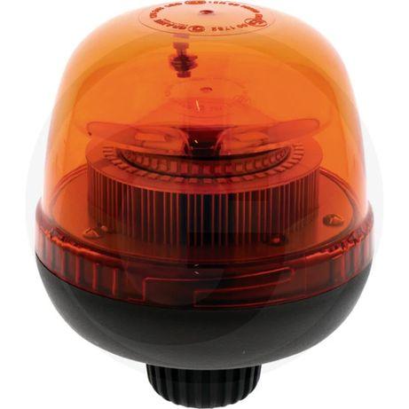 Lampa ostrzegawcza LED Łańcut 12 / 24 V, 3 funkcje NISKA