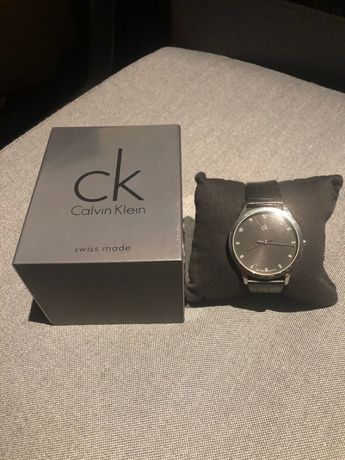 ==Zegarek Calvin Klein CK unisex K26211 + Pudełko - Stan BDB==