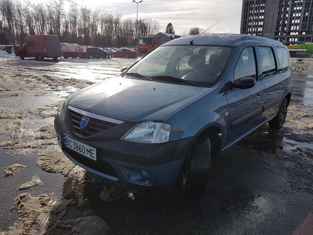 Dacia Logan MCV Renault Logan