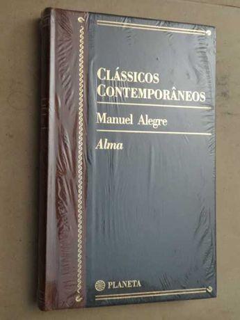 Alma de Manuel Alegre
