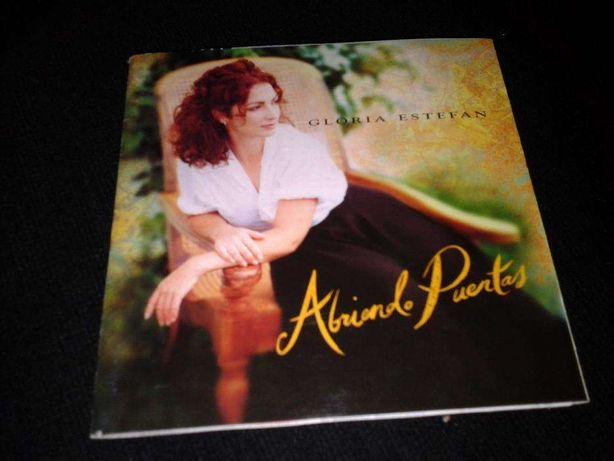 GLORIA ESTEFAN - Abriendo Puertas - 1995 (CD)