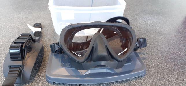 Máscara pesca submarina  Scubapro Ghost Novo