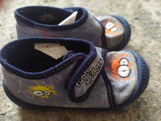 Buty ciapy dla dziecka rozmiar 24