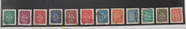 Selos Portugal ano 1943 Caravela 1. Congresso de Ciências Agrárias