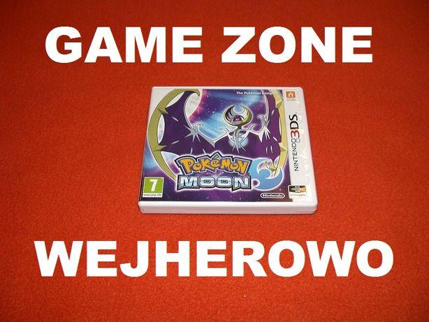 Pokemon Moon Nintendo 3DS + 2DS ! Wejherowo ! STEELBOOK