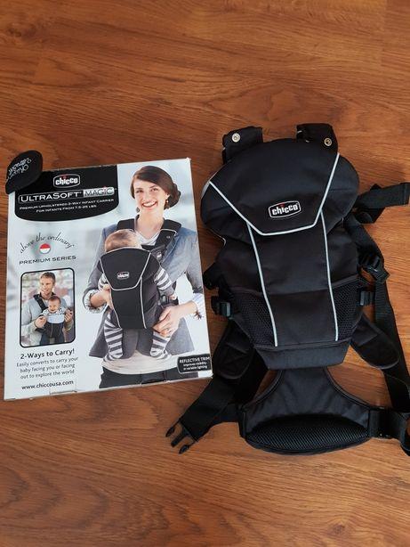 Chicco Ultrasoft Magic Эрго нагрудная рюкзак-кенгуру